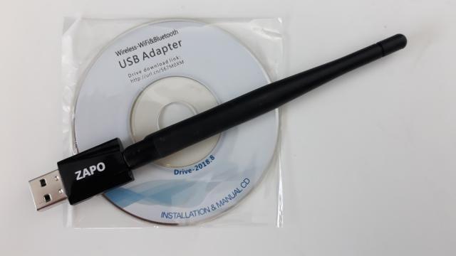 realtek rtl8188ftv wireless lan 802.11n usb 2.0 network adapter drivers