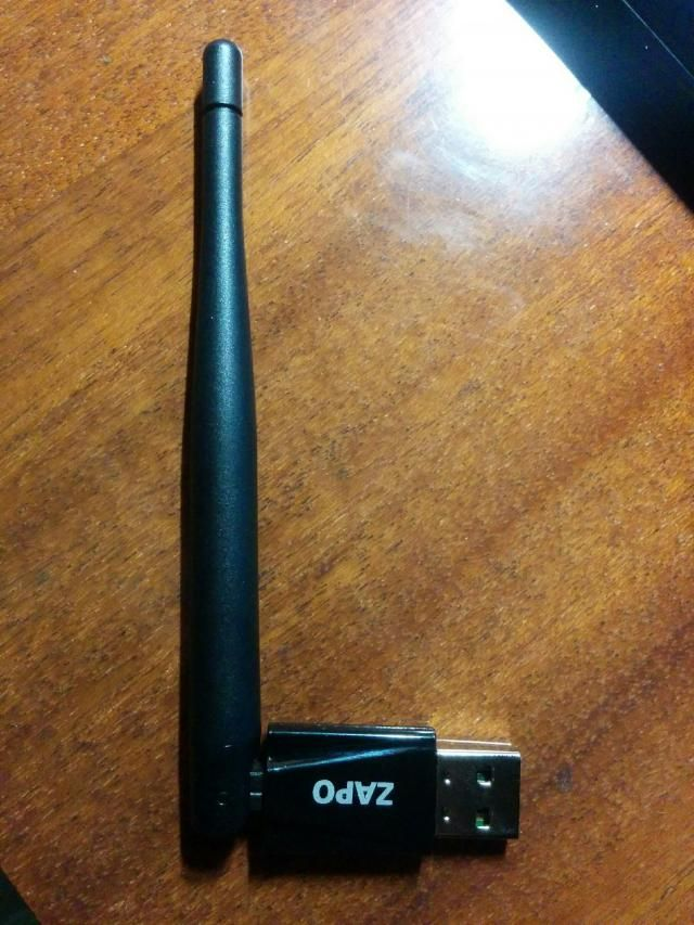 Review ZAPO RTL8188 USB WiFi Adapter 150M Portable Network Router